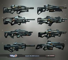Sexforfood: Concept art shitstorm | Weapons, props