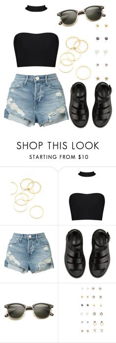 """""""1341."""" by asoul4 ❤ liked on Polyvore featuring A.V. Max, 3x1 and Dr. Martens"""