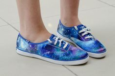 Keds Champion Cosmic Photo.  I'm in love with these shoes!