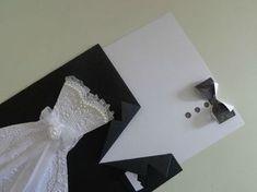 Carte de mariage - Les créations déco de Marsouille