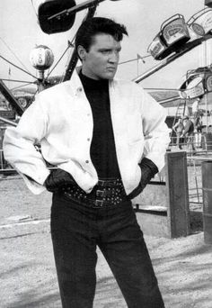 """Elvis in """"Roustabout"""""""