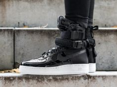 Get The Nike Special Field Air Force 1 High Winter Camo This Week