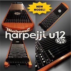 U12 Collage with harpejji u12 logo and yellow bubble