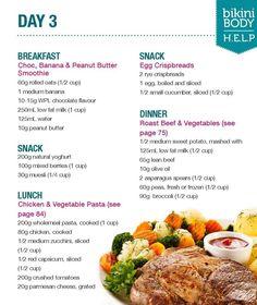 Image result for kayla itsines help nutrition guide