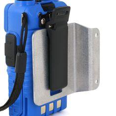 Single Side Radio Mount for Ford F150 Accessories, Truck Accessories, Portable Ham Radio, Radio Code, Ham Radio Equipment, Jeep Wj, Radios, Mobile Gadgets, Emergency Preparedness