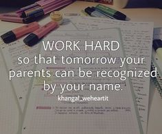 Study Quotes by KhanGal (Me) ? Khangal's Study Quotes by Khangal (Me) images from the web Exam Motivation, Study Motivation Quotes, College Motivation, Inspirational Quotes For Students, Motivational Quotes, Reality Quotes, Life Quotes, Qoutes, Attitude Quotes