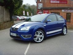 Ford Focus ST 2006...just something about it...