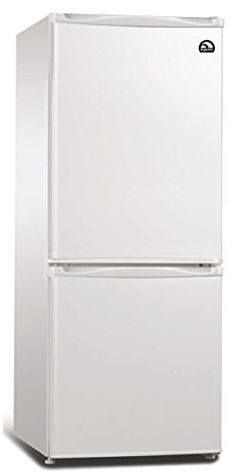 igloo 92 cubic foot fridge with bottom mount freezer auto defrost http