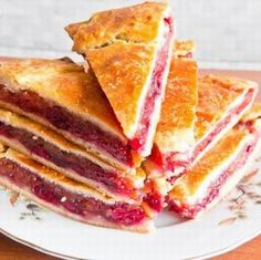 Hungarian Desserts, Hungarian Recipes, Fruit Recipes, Sweet Recipes, Cookie Recipes, Food Humor, Sweet Cakes, Summer Desserts, Sweet And Salty