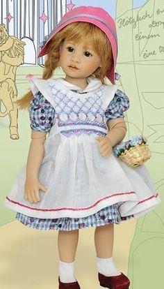 Heidi Plusczok doll