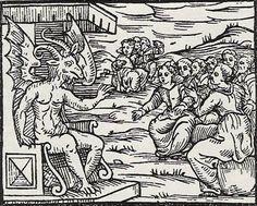 Satan at the Sabbat -Malleus Maleficarum ~1487