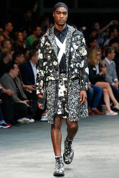 Givenchy Spring 2015 Menswear Collection Photos - Vogue