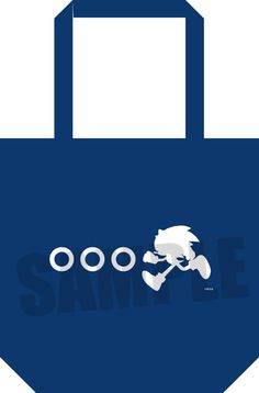 Sonic Lost World tote bag