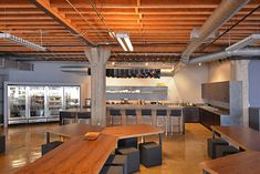 Heavybit Industries by IwamotoScott Architecture San Francisco California 27 Heavybit Industries office by IwamotoScott Architecture, San Fr...
