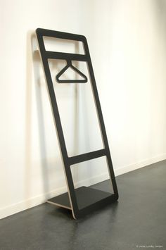 2o1 Suitable valet stand by Lyndby Jensen (something like this, but with more rungs)