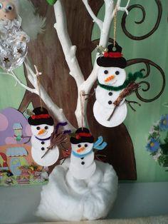 Des bonhommes de neige tout doux et des cartes                                                                                                                                                                                 Plus