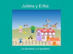 """StoryJumper book - """"Julieta y Erika"""". Cuento creado por alumnas de 3º de primaria ."""