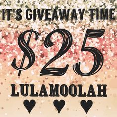 LuLaRoe LuLaMoolah Giveaway on my VIP in honor of my launch month!! ENDS TODAY www.facebook.com/groups/lularoeabicuckovich