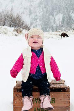 Winter Wonderland Family Portraits  |  amy williams photography