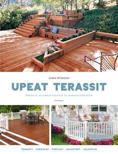 A-Lehdet : Upeat terassit : 9789512087815