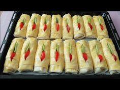 Sushi, Make It Yourself, Ethnic Recipes, Food, Youtube, Knit Patterns, Essen, Meals, Yemek