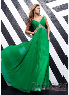 Shoulder Straps A-line Floor-length Green Chiffon Prom Dress Mob Dresses, Sexy Wedding Dresses, Cheap Wedding Dress, Ball Dresses, Ball Gowns, Evening Dresses, Emerald Green Evening Gown, Professional Dress For Women, Unconventional Wedding Dress