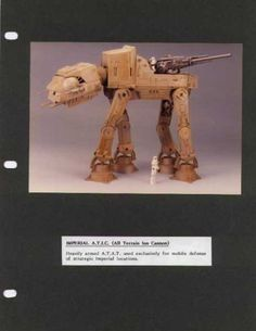 Kenner's abandoned 1985 Star Wars toy line