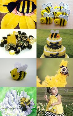 Spring has returned and so have the bumblebees!--Pinned with TreasuryPin.com