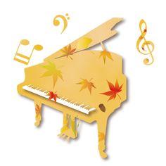 秋の紅葉ピアノイラスト Seasons, Music, Pianos, Musica, Musik, Seasons Of The Year, Muziek, Music Activities, Songs