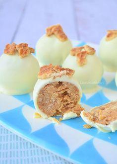 Stroopwafel truffels | Laura's Bakery | Bloglovin'