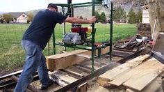 Bandsaw Mill Plans Luxury My Simple Homemade Bandsaw Mill Homemade Sawmills - Example Design Home Business Card Logo Vector Free Portable Bandsaw Mill, Portable Saw Mill, Portable Chainsaw Mill, Homemade Chainsaw Mill, Homemade Bandsaw Mill, Small Chainsaw, Best Chainsaw, Easy Woodworking Projects, Woodworking Tools