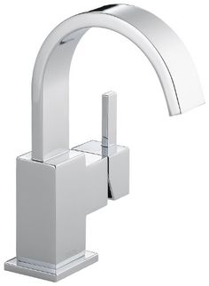 Bathroom Faucets DIY | Delta 553LF Vero Single Handle Bathroom Faucet Chrome *** Find out more about the great product at the image link.(It is Amazon affiliate link) #music