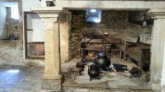Cocina tradicional. Museo provincial