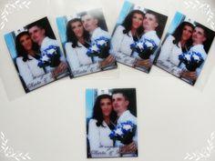 Marturii nunta magneti personalizati Polaroid Film, Atelier