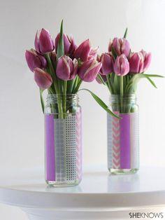 Handmade Mother's Day Gift: An Easy Vase