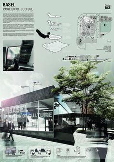 Imprimir | Basel Pavilion of Culture Pro Project | Archmedium Concursos de arquitectura | Flickr