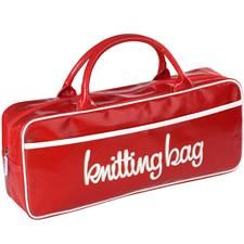 For the knitter in your family, this striking red knitting bag is perfect for storing those long needles and yarn. $40.00 at cathkidstonusa.com