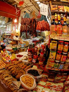 街市(Market)