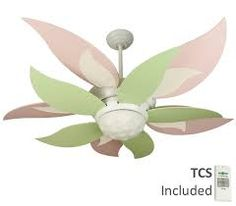 Hunter 44 in dreamland pink white floral kids ceiling fan with ceiling fans google search aloadofball Image collections