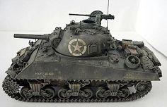 M4 Sherman 105