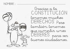 ¡¡ Emoción...antes !!: Dia de La Constitución Española Comics, Fictional Characters, Ideas Para, Angel, Frases, Good Citizen, Constitution Day, Reading Activities, Social Skills
