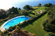Villa Cimbrone Hotel (Costa Amalfitana, Italia)