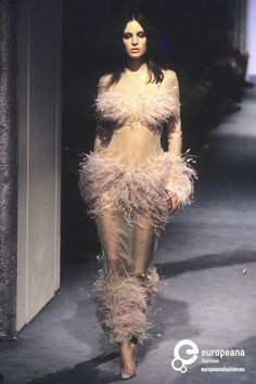 Thierry Mugler, Spring-Summer 1998, Couture