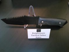 Fowler Blades teamed up with Knightmare Tactical! thepreppersvault.com