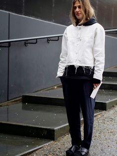 Street Muses...LFW...@Matt Valk Chuah Tate Modern, London