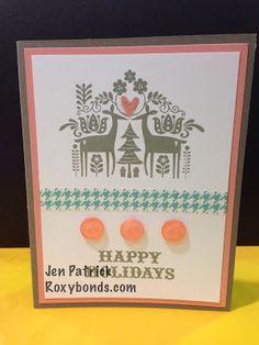 World Cardmaking Day--- 7 cards created! Roxybonds Scandanavian Wishes, washi tape, christmas