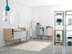 Muebles para baño, funcionales y versátiles, accesorios, decoración, casa | ARTE Y DECORACION