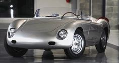 1958 Porsche 356 Carrera Zagato Speedster Is Worlds Only Aluminum-Bodied Example