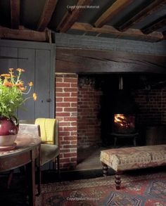 Perfect English Farmhouse Amazoncouk Ros Byam Shaw Books Country InteriorsCottage