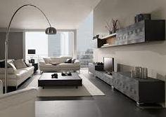 wooninspiraties woonkamer met zwarte meubels More
